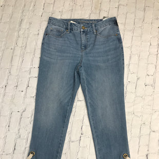 Primary Photo - BRAND: CHICOS STYLE: ANKLE PANT COLOR: DENIM SIZE: 2 SKU: 126-2092-177127