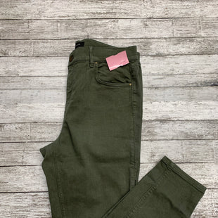 Primary Photo - BRAND: ANN TAYLOR STYLE: PANTS COLOR: OLIVE SIZE: 8 SKU: 126-3003-11412