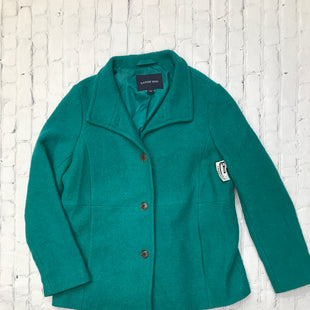 Primary Photo - BRAND: LANDS END STYLE: COAT SHORT COLOR: GREEN SIZE: 16 SKU: 126-2092-164748