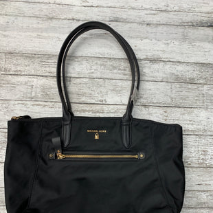Primary Photo - BRAND: MICHAEL KORS STYLE: HANDBAG DESIGNER COLOR: BLACK SIZE: MEDIUM OTHER INFO: AS IS SKU: 126-2092-175431