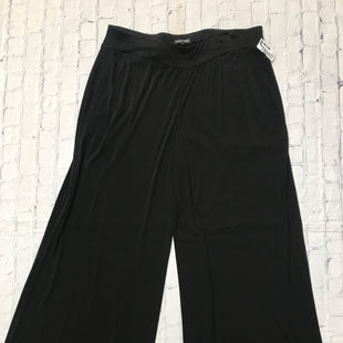 Primary Photo - BRAND: EILEEN FISHER STYLE: PANTS COLOR: BLACK SIZE: L SKU: 126-4493-1695