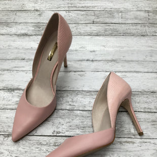 Primary Photo - BRAND:   CMC STYLE: SHOES HIGH HEEL COLOR: PINK SIZE: 10 OTHER INFO: LOUISE ET CIE - SKU: 126-3003-4470