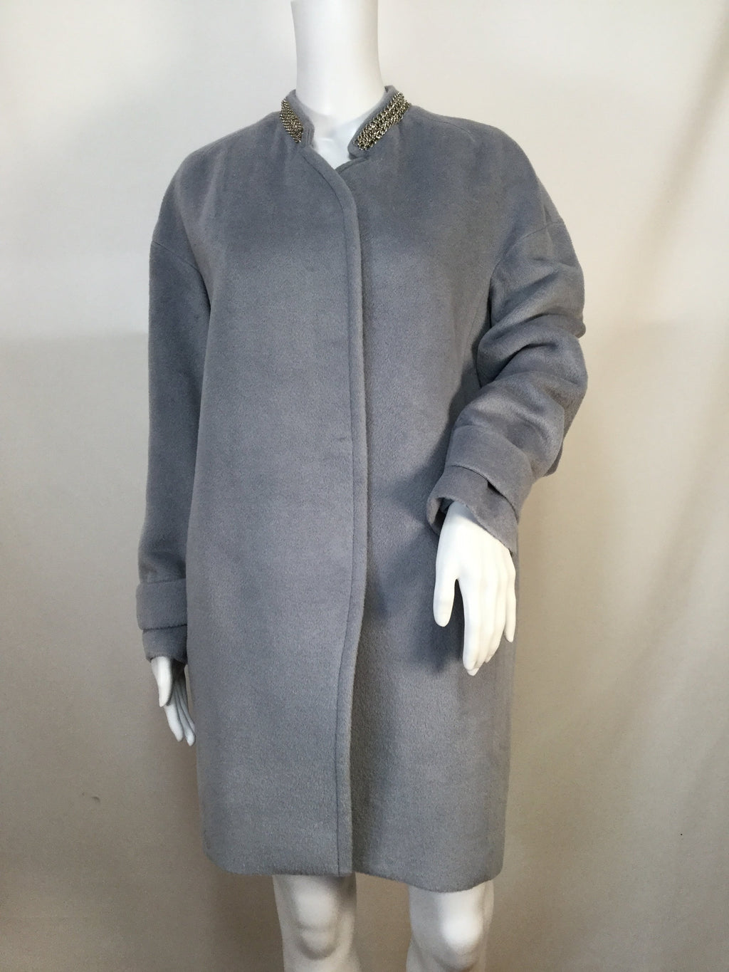 Rebecca Taylor Melton Cocoon Coat SIZE:6