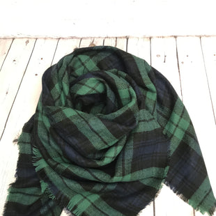 Primary Photo - BRAND:    CMD STYLE: SCARF WINTER COLOR: BLUE GREEN SKU: 126-2057-5222