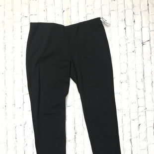 Primary Photo - BRAND: EILEEN FISHER STYLE: PANTS COLOR: BLACK SIZE: L SKU: 126-4493-1688