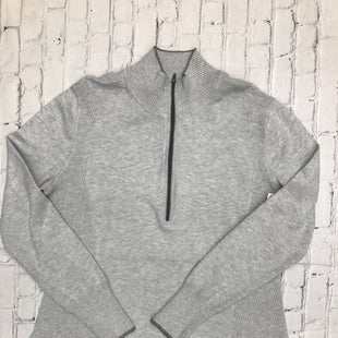 Primary Photo - BRAND: EDDIE BAUER STYLE: ATHLETIC TOP COLOR: GREY SIZE: 2X SKU: 126-2092-176806