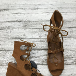 Primary Photo - BRAND: INDIGO RD STYLE: SANDALS HIGH COLOR: CAMEL SIZE: 7.5 SKU: 126-2057-4396