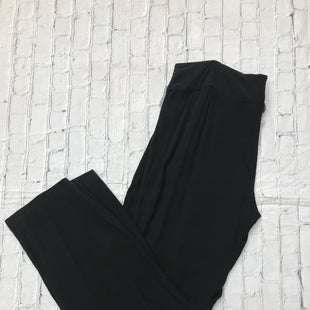 Primary Photo - BRAND: EILEEN FISHER STYLE: PANTS COLOR: BLACK SIZE: XL SKU: 126-4493-1700