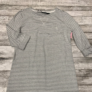 Primary Photo - BRAND: LAUREN BY RALPH LAUREN STYLE: DRESS SHORT LONG SLEEVE COLOR: STRIPED SIZE: M SKU: 126-3003-11496