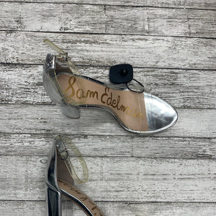 Primary Photo - BRAND: SAM EDELMAN STYLE: SHOES HIGH HEEL COLOR: CLEAR SIZE: 9.5 SKU: 126-1881-61938