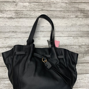 Primary Photo - BRAND: VINCE CAMUTO STYLE: HANDBAG LEATHER COLOR: BLACK SIZE: MEDIUM OTHER INFO: NEW! SKU: 126-3290-79102