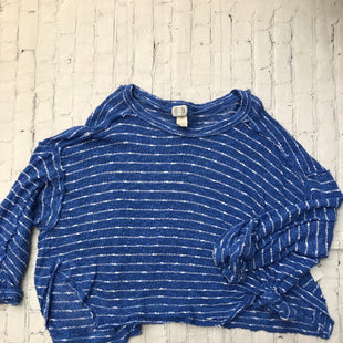 Primary Photo - BRAND: WE THE FREE STYLE: TOP LONG SLEEVE COLOR: BLUE SIZE: M SKU: 126-4493-1898