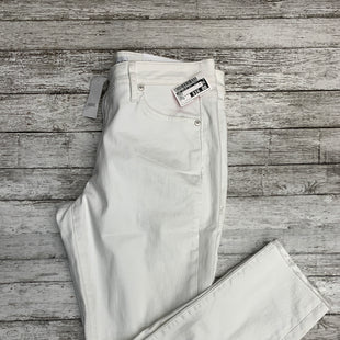 Primary Photo - BRAND: ANN TAYLOR LOFT STYLE: PANTS COLOR: WHITE SIZE: 6 OTHER INFO: NEW! SKU: 126-4431-8892