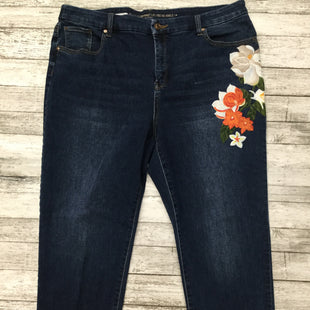 Primary Photo - BRAND: CHICOS STYLE: ANKLE PANT COLOR: DENIM BLUE SIZE: 16 SKU: 126-3266-23926