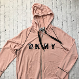 Primary Photo - BRAND: DKNY STYLE: JACKET OUTDOOR COLOR: PINK SIZE: XL SKU: 126-4493-1906