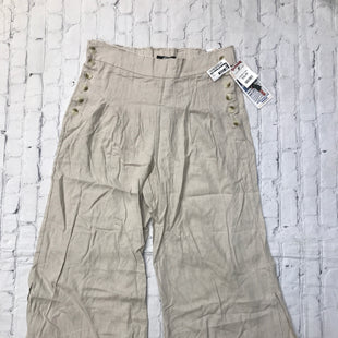 Primary Photo - BRAND:    CMD STYLE: PANTS COLOR: TAN SIZE: L OTHER INFO: REWASH - SKU: 126-1881-68208