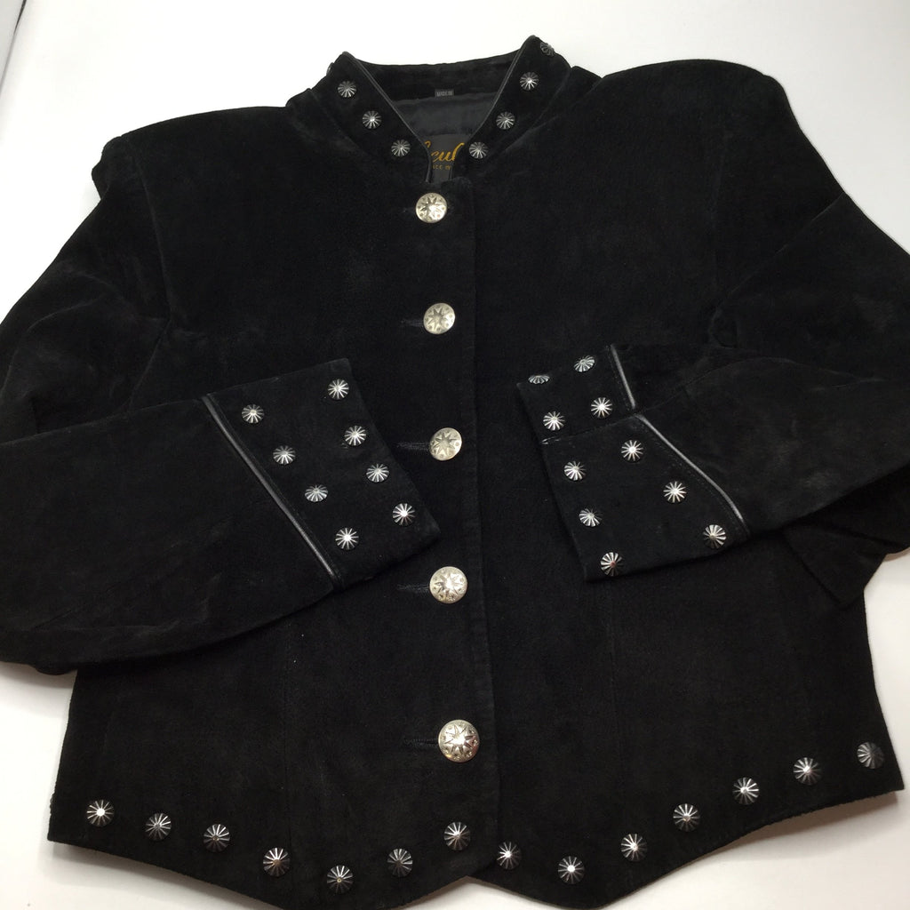 Scully Jacket Leather Size:m