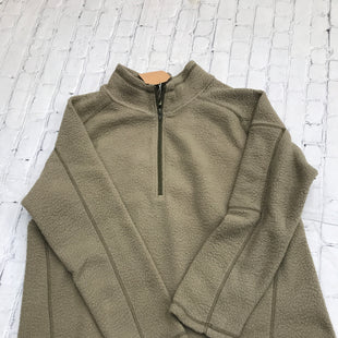 Primary Photo - BRAND: KORI AMERICA STYLE: FLEECE COLOR: OLIVE SIZE: M OTHER INFO: NEW! SKU: 126-2092-184110