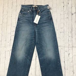 Primary Photo - BRAND: MADEWELL STYLE: JEANS COLOR: DENIM SIZE: 2 OTHER INFO: RIVET & THREAD- NEW SKU: 126-3290-83947