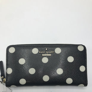 Primary Photo - BRAND: KATE SPADE STYLE: WALLET COLOR: POLKADOT SIZE: MEDIUM SKU: 126-4493-1714