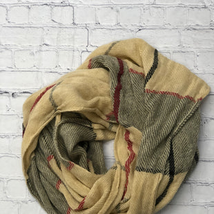 Primary Photo - BRAND:    CMD STYLE: SCARF COLOR: PLAID OTHER INFO: SOLE SOCIETY - SKU: 126-3003-5688
