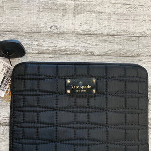 Primary Photo - BRAND: KATE SPADE STYLE: LAPTOP CASE COLOR: BLACK OTHER INFO: IPAD MINI SKU: 126-1881-58855