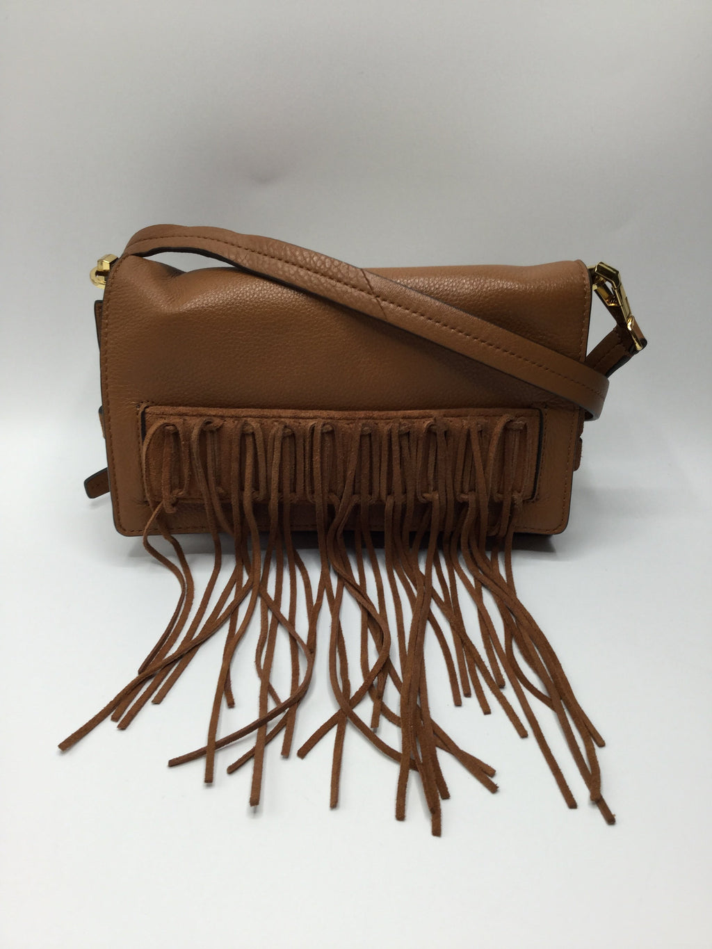 Rebecca Minkoff Heavy Laced Clutch Size:small
