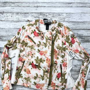 Primary Photo - BRAND: LANE BRYANT STYLE: JACKET OUTDOOR COLOR: FLOWERED SIZE: 18 SKU: 126-1881-57006