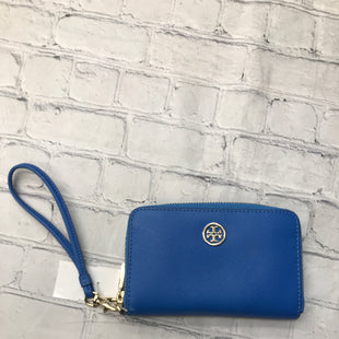 Primary Photo - BRAND: TORY BURCH STYLE: WALLET COLOR: BLUE SIZE: SMALL SKU: 126-2092-183176