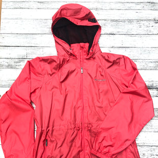 Primary Photo - BRAND: COLUMBIA STYLE: JACKET OUTDOOR COLOR: PINK SIZE: L SKU: 126-3290-72260