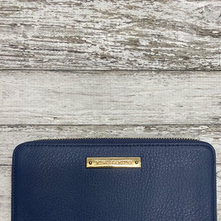 Primary Photo - BRAND: VINCE CAMUTO STYLE: WALLET COLOR: SLATE BLUE SIZE: MEDIUM SKU: 126-4431-3874