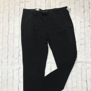 Primary Photo - BRAND: EILEEN FISHER STYLE: PANTS COLOR: BLACK SIZE: L SKU: 126-4493-1693