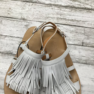 Primary Photo - BRAND: J CREW O STYLE: SANDALS COLOR: WHITE SIZE: 6.5 SKU: 126-3003-4785