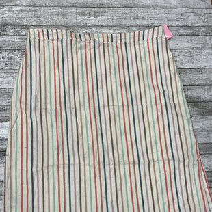 Primary Photo - BRAND: MADEWELL STYLE: SKIRT COLOR: STRIPED SIZE: 2X SKU: 126-3290-79105