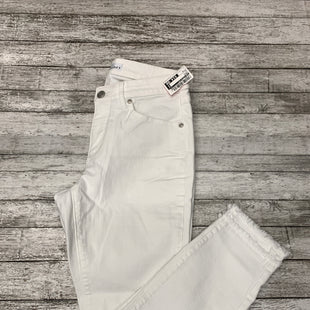 Primary Photo - BRAND: ANN TAYLOR LOFT STYLE: PANTS COLOR: WHITE SIZE: 6 SKU: 126-3003-11504