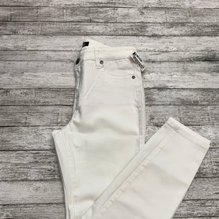 Primary Photo - BRAND: BUFFALO DAVID BITTON STYLE: PANTS COLOR: WHITE SIZE: 8 SKU: 126-3003-11469