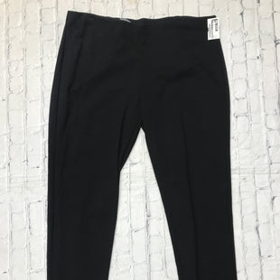 Primary Photo - BRAND: EILEEN FISHER STYLE: PANTS COLOR: BLACK SIZE: L SKU: 126-4493-1694