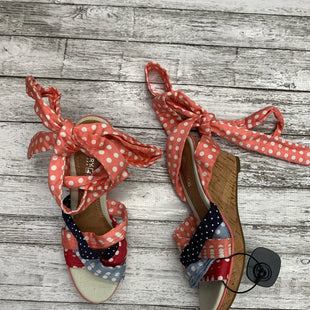 Primary Photo - BRAND: SPERRY STYLE: SANDALS HIGH COLOR: POLKADOT SIZE: 8 SKU: 126-3003-1864