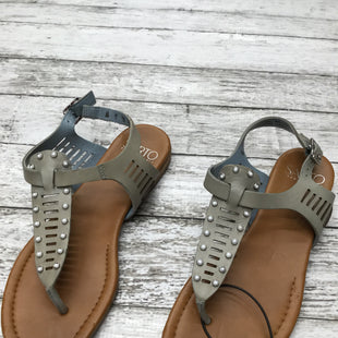 Primary Photo - BRAND: FRANCO SARTO STYLE: SANDALS COLOR: GREY SIZE: 6 SKU: 126-4748-2766