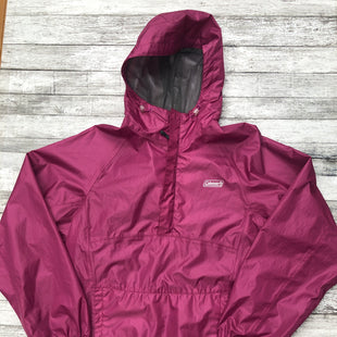 Primary Photo - BRAND:    CMD STYLE: JACKET OUTDOOR COLOR: PURPLE SIZE: S OTHER INFO: COLEMAN  - SKU: 126-3003-6841