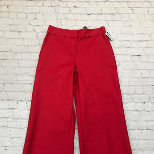 Primary Photo - BRAND: ANN TAYLOR LOFT STYLE: ANKLE PANT COLOR: RED SIZE: 4 SKU: 126-2057-27243