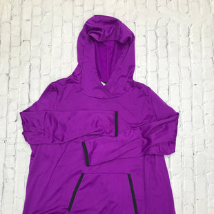 Primary Photo - BRAND: LANE BRYANT STYLE: ATHLETIC TOP COLOR: PURPLE SIZE: 3X SKU: 126-3290-82773