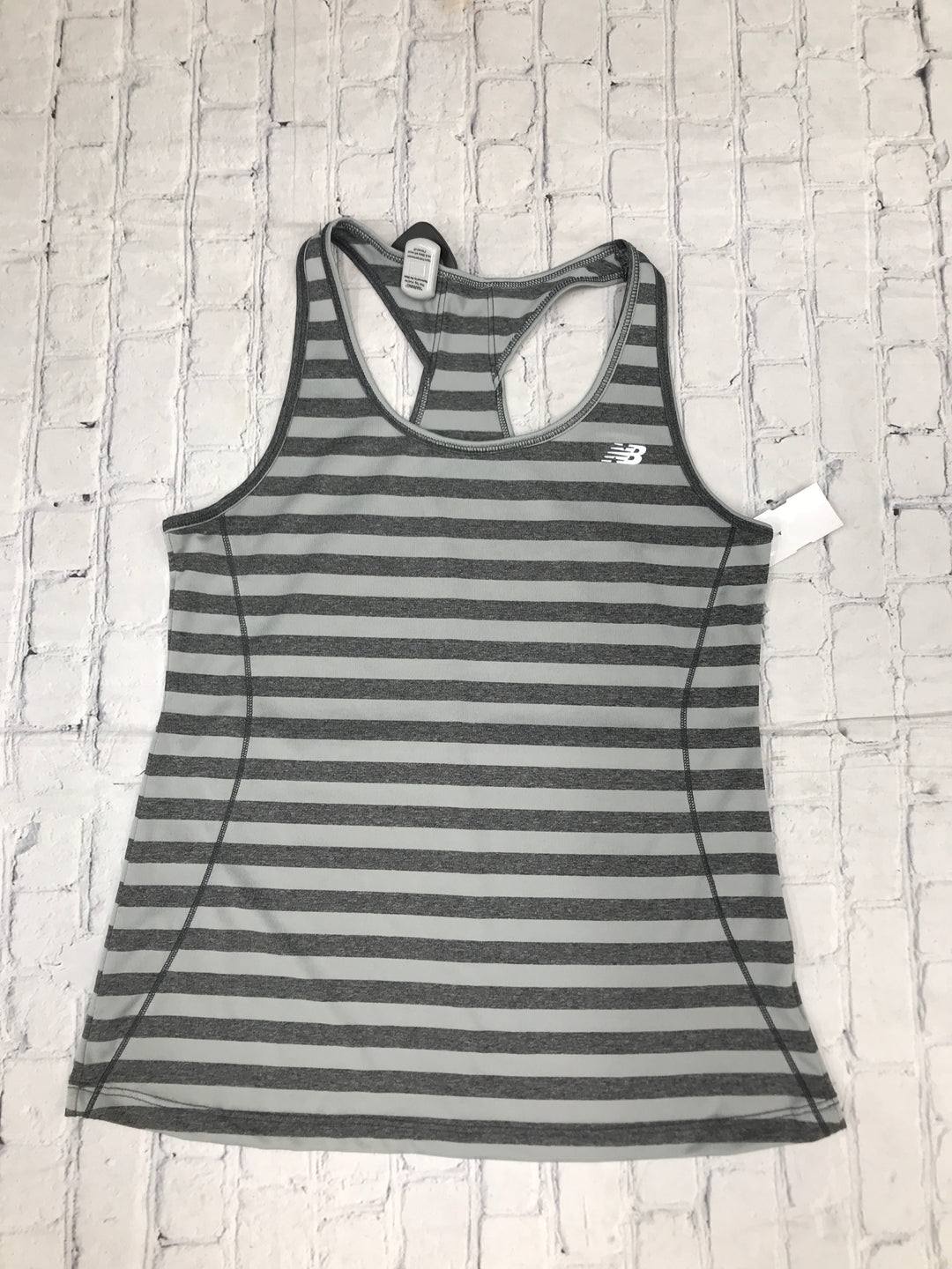 Primary Photo - brand: new balance , style: athletic tank top , color: grey , size: m , sku: 126-2092-183884