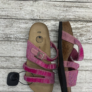 Primary Photo - BRAND:    CMD STYLE: SANDALS COLOR: PINK SIZE: 6 OTHER INFO: EURO WELLNESS - SKU: 126-3290-76820