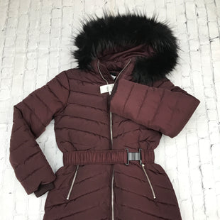 Primary Photo - BRAND: EXPRESS STYLE: COAT LONG COLOR: PURPLE SIZE: S OTHER INFO: NEW! RTL $228 SKU: 126-1881-68130