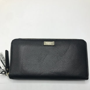 Primary Photo - BRAND: KATE SPADE STYLE: WALLET COLOR: BLACK SIZE: MEDIUM SKU: 126-4493-1712