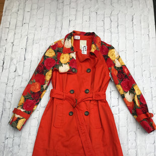 Primary Photo - BRAND: ELEVENSES STYLE: JACKET OUTDOOR COLOR: ORANGE SIZE: 6 SKU: 126-1881-67108
