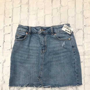 Primary Photo - BRAND: WILD FABLE STYLE: SKIRT COLOR: DENIM SIZE: 2 SKU: 126-3290-83970