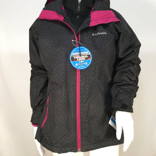 Columbia 3-in 1 Size:Medium- NWT! Retails for $220 - WATERPROOF, THERMAL LINER 3-IN 1: RAIN JACKET ONLY. FLEECE ONLY. OR BOTH TOGETHER AT THE SAME TIME. RETAILS FOR $220CM PRICE ONLY $72.