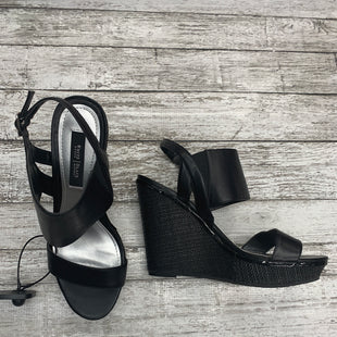 Primary Photo - BRAND: WHITE HOUSE BLACK MARKET O STYLE: SANDALS HIGH COLOR: BLACK SIZE: 8 SKU: 126-3290-75766